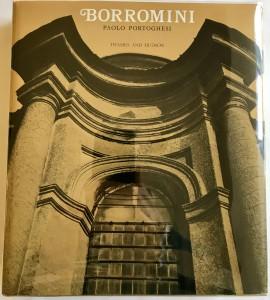 Photo of Borromini. by PORTOGHESI, Paolo.