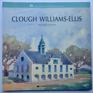 Photo of Clough Williams-Ellis. by HASLAM, Richard.