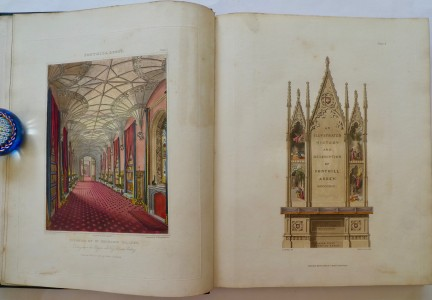 Photo of Delineations Of Fonthill And Its Abbey by RUTTER, John.