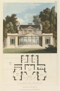 Photo of Retreats: A Series Of Designs, Consisting Of Plans And Elevations For Cottages, Villas, And Ornamental Buildings. by THOMSON, James.