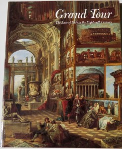 Photo of The Grand Tour. The Lure of Italy in the Eighteenth Century. by WILTON, Andrew and Ilaria BIGNAMINI (editors).