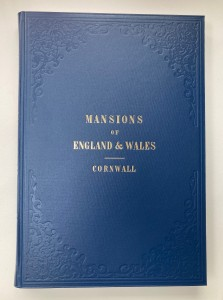 Photo of The Mansions Of England And Wales. The County of Cornwall. by TWYCROSS, Edward.